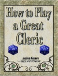 How to Play a Great Cleric PDF