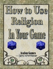 How to Use Religion in Your Game PDF