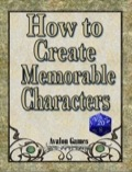 How to Build a Memorable Character PDF