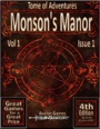 Tomes of Adventure: Morson's Manor (4E) PDF