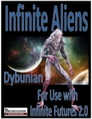 IF Aliens, Dybunians (PFRPG) PDF