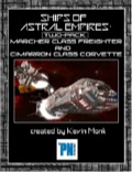 Astral Empires: Ship Guide Book (Marcher and Cimmaron) PDF