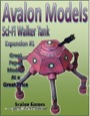 Avalon Models: Sci-Fi Walker Tank Expansion #1 PDF