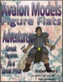 Avalon Models—Figure Flats: Adventurers PDF