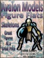 Avalon Models—Figure Flats: Skeletons PDF