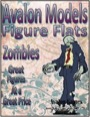 Avalon Models—Figure Flats: Zombies PDF