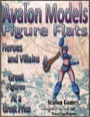 Avalon Models—Figure Flats: Heroes and Villains #4 PDF