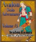 Avalon Solo Adventures, Volume #5: Kobold Camp (PFRPG) PDF