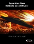 Apparition Class Starship—Multirole Deep Intruder (Traveller) PDF