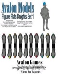 Avalon Models—Figure Flats: Knights PDF