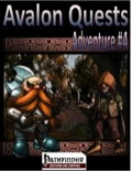 Avalon Quests, Adventure #4 (PFRPG) PDF
