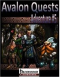 Avalon Quests, Adventure #5 (PFRPG) PDF