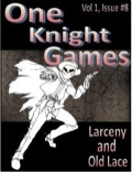 One Knight Games, Vol. 1, Issue #8 PDF