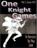 One Knight Games, Vol. 1, Issue #15 PDF