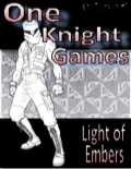 One Knight Games, Vol. 3, Issue #1: Light of Embers PDF