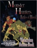 Monster Hunters—Factions: Werewolf PDF