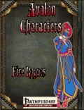 Avalon Characters, Five Rogues PDF