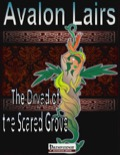 Avalon Lairs, Dryad of the Scared Grove (PFRPG) PDF