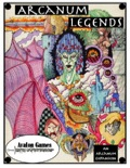 Arcanum: Legends PDF
