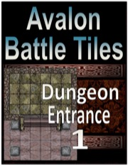 Avalon Battle Tiles, Red Stone Dungeon Entrance PDF