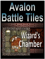 Avalon Battle Tiles, Wizard's Chambers PDF