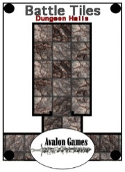 Battle Tiles: Dungeon Halls PDF