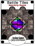 Battle Tiles: Specialty Rooms PDF