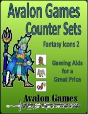 Avalon Counter Sets: Fantasy Icons #2 PDF