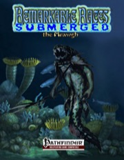 Remarkable Races Submerged: The Mrawgh (PFRPG) PDF