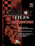 Killshot Files #0: Retribution (OSRPG) PDF