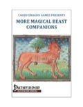 More Magical Beast Companions (PFRPG) PDF