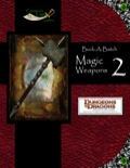 Buck-a-Batch: Magic Weapons 2 (4E) PDF