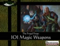 The Frugal Forge: 101 Magic Weapons (PFRPG) PDF