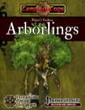Campaign Cogs—Player's Toolbox: Arborlings (PFRPG)