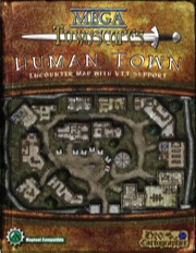 Mega Townscapes: Human Town Download