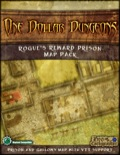 One Dollar Dungeon: Rogue's Reward Prison Map Pack PDF