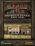 Western Maps: Sheriff and Jail Map Pack PDF