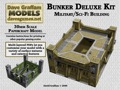 Bunker Deluxe Kit 30mm Paper Model PDF