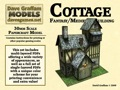 Cottage 30mm Paper Model PDF