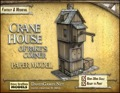 Crane House of Rake's Corner Paper Model PDF