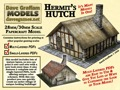 Hermit's Hutch 30mm Paper Model PDF