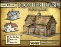 Frontier House Paper Model PDF