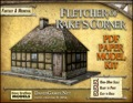 Fletcher of Rake's Corner Paper Model PDF