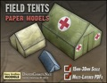 Field Tents Paper Models PDF