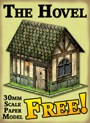 Hovel 30mm Paper Model PDF