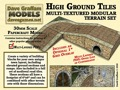 High Ground Tiles 28mm/30mm Modular Paper Models PDF