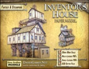 Inventor's House Paper Model PDF