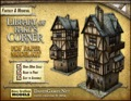Library of Rake's Corner Paper Model PDF