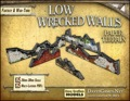 Low Wrecked Walls Paper Models PDF