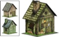 Rustic Cabins Set #2 28mm/30mm Paper Models PDF